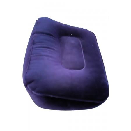 Coussin gonflable pour le confort des pieds et des jambes