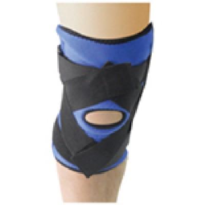 Genouillère en néoprène pour maintenir le genou, avant, pendant ou après le sport